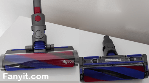 Soft Roller Cleaner Head